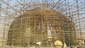 گنبد مسجد دانشگاه امام حسین