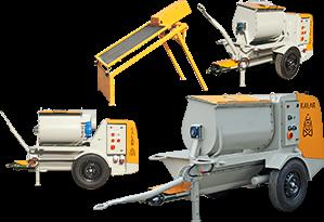 محصولات ماشین سازی کلار