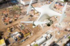 هواپیماهای بدون سرنشین برای افزایش ایمنی ساختمان